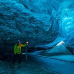 Ice cave tour with local guide