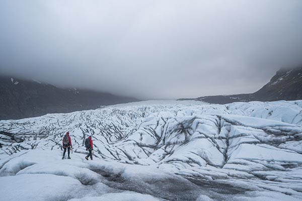 Glacier Encounter, glacier walk